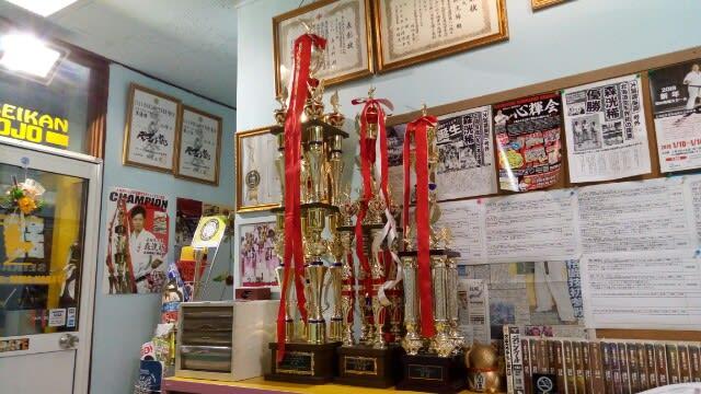 北海道 札幌 空手 松岡選手のブログに