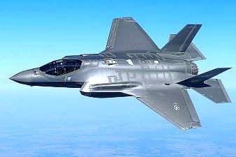 F-35【岩淸水・米軍装備】