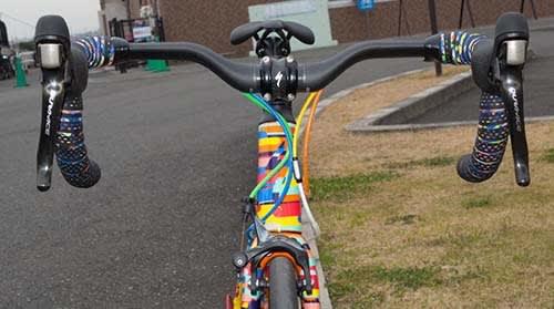 826dfc3f801 S-Works Aerofly ハンドル +25 - komezouの写真と自転車生活