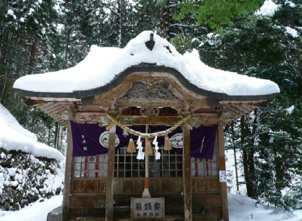 鳥取県 日野町の金持神社 - ほった老人の部屋2