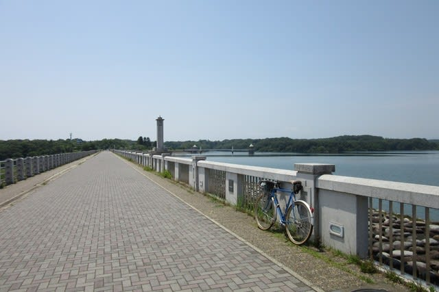 狭山丘陵 ランドナー サイクリング 自転車