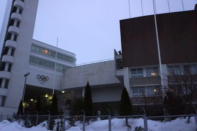 オリンピック競技場 & スポーツ...