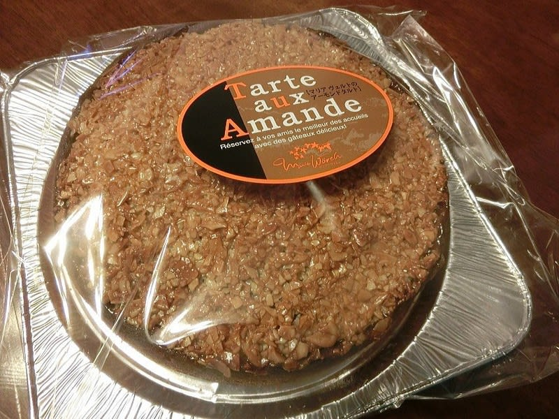 水戸 アーモンド ケーキ