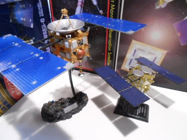 アオシマ,宇宙探査機はやぶさ,はやぶさ,太陽電池パネル,宇宙機,ロケット,天文学,宇宙開発,乗り物,乗り物のニュース,