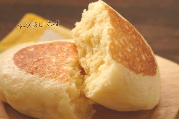 蒸し パン