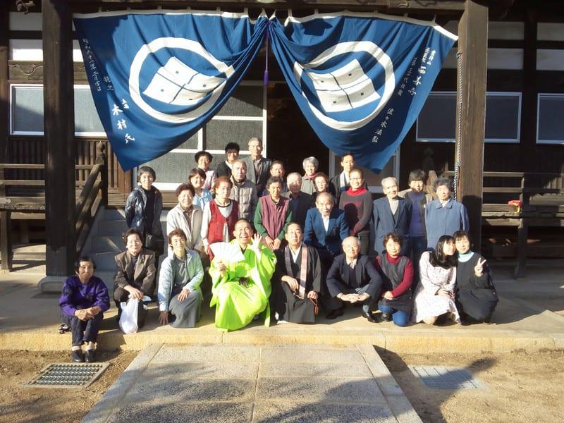 香川県西善寺で落語会!