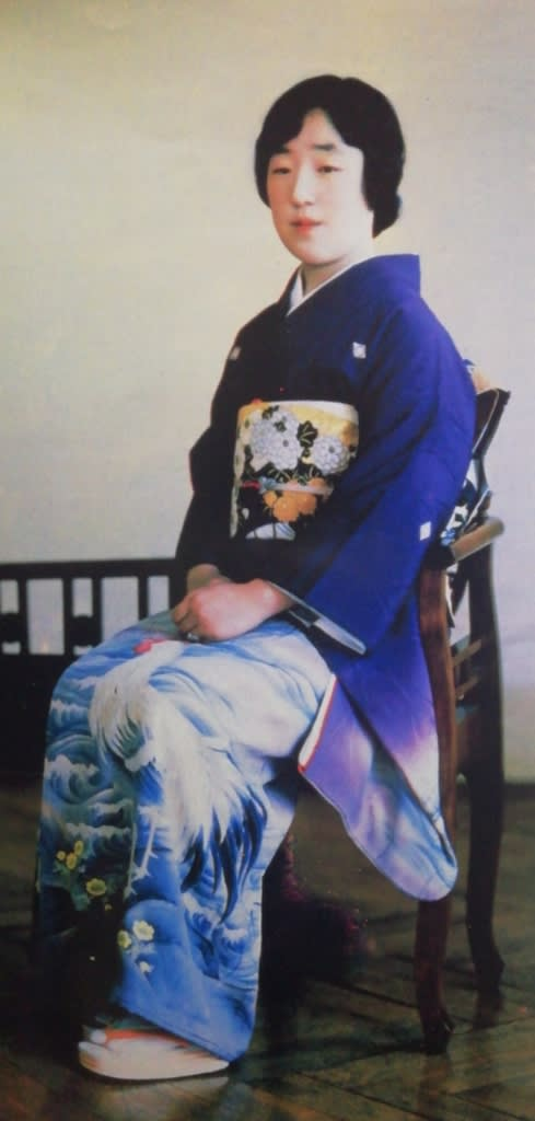 香淳皇后の御着物 その1 - シロガネの草子