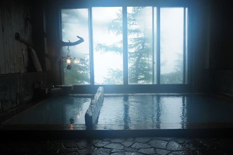 高峰温泉浴室「高峰の湯」