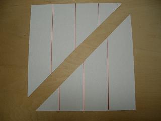 テープ の 作り方 バイアス