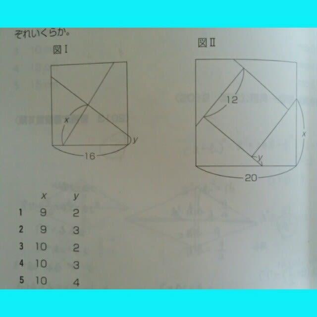 予想問題図形 公務員試験知能教員採用試験数学解説