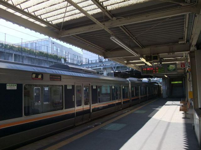 JR西日本207系側面