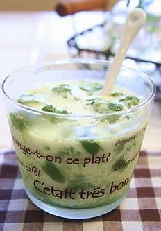 氷カフェ♪抹茶味♪