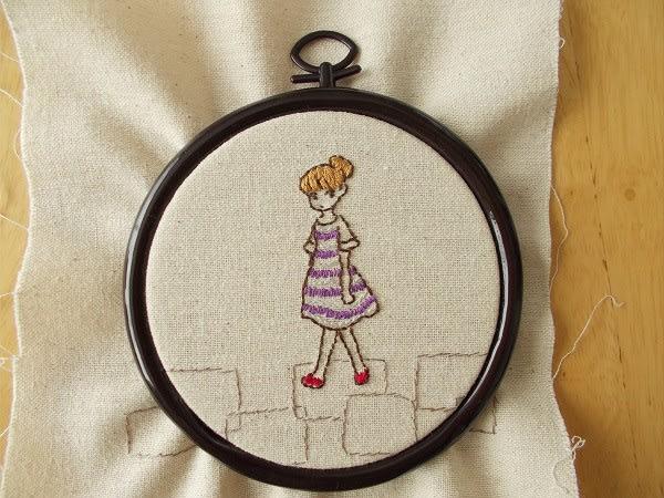 刺繍 枠 セリア