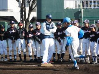 草加市野球連盟スポーツ少年団    野球部会 ブログ