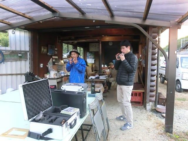 諏訪さんと五水井さん