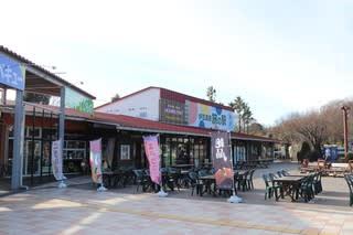 駅 の 伊豆 道 高原