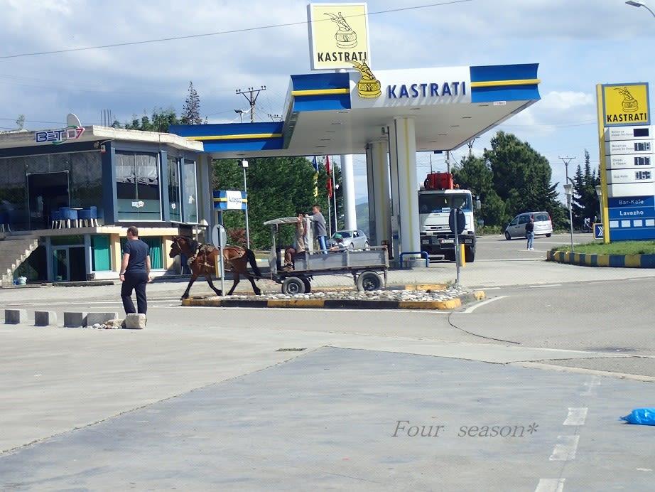 ☆バルカン半島は? * エルバサンに立ち寄り国境越えマケドニアへ ...