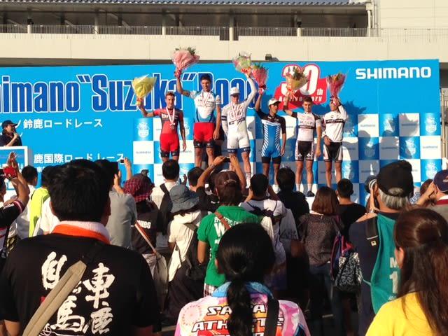 """live!!! Shimano""""Suzuka""""Road"""