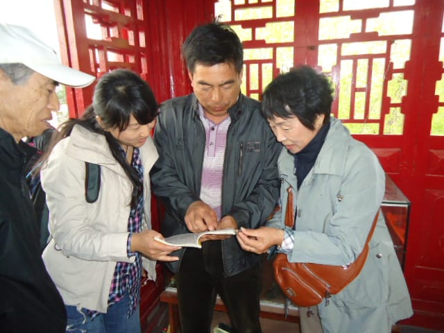 元 黒龍江大学日本語教師