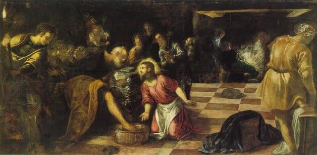 キリストの新しい愛の掟」 ヨハ...