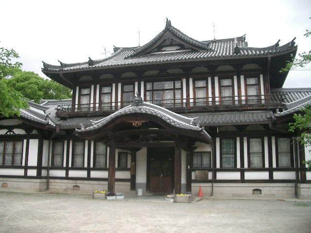 奈良県大和郡山市探訪 - MANAZOUの近代建築・看板建築・レトロ探訪