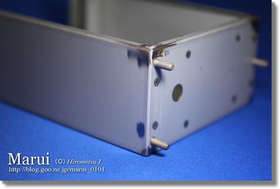 精密板金 丸井工業 箱・BOX・ケースの構造