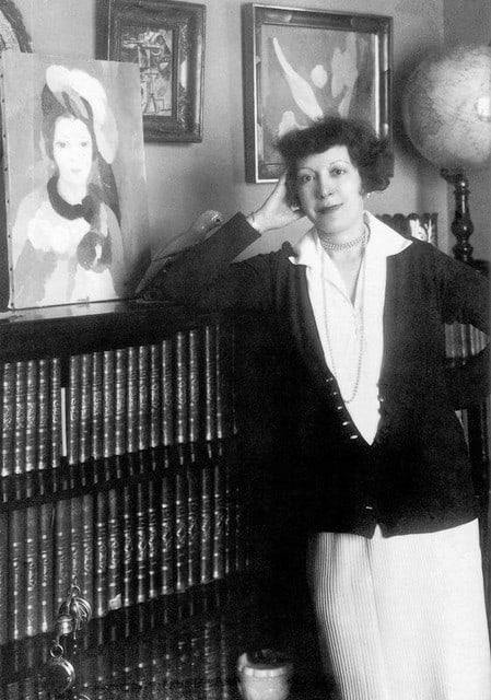 マリー・ローランサン (フランス 1883年~1956年) - Mayumiの日々 ...