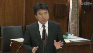 足立信也さん、東京五輪による土木工事の掘り起こしで放射線量増加の可能性に言及 政府に対処求める - 宮崎信行の国会傍聴記