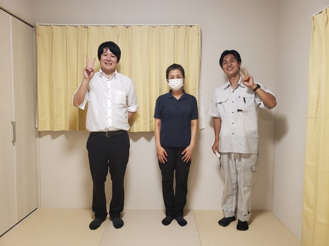 横浜のMさん邸の新築引渡しです | 高知市で月々三万円で新築一戸建てを建てるならサンブランドハウス