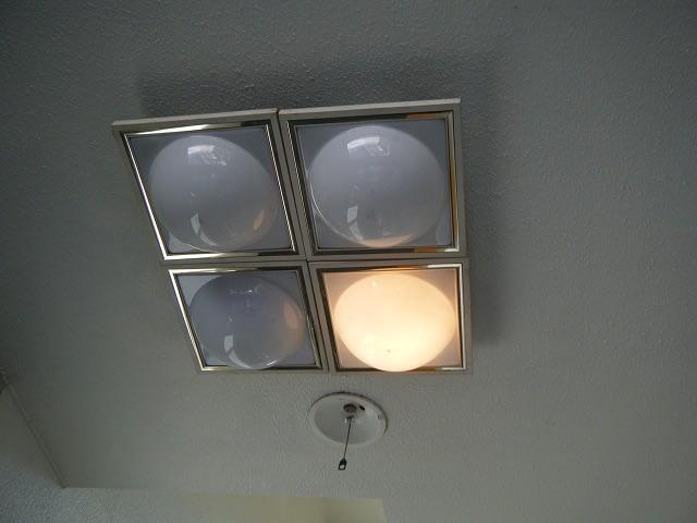 照明器具工事