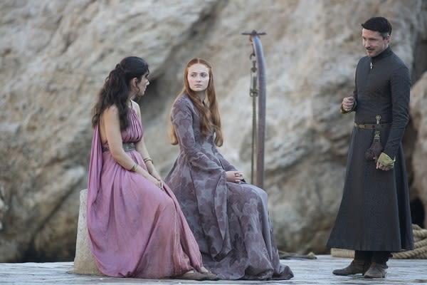 Game Of Thrones シーズン3. ゲーム・オブ・スローンズ