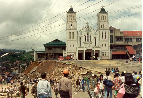 バギオ大地震から19年…。 - アイ...