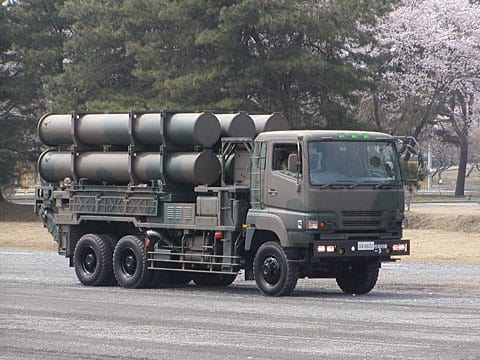 第6地対艦ミサイル連隊【岩淸水・言葉の説明】