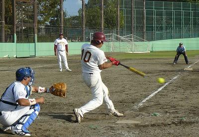 Let`s play softball