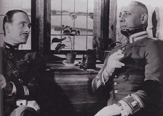 映画 大いなる幻影(1937) 戦争...