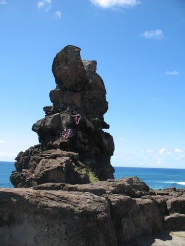 森出じゅんのハワイ生活