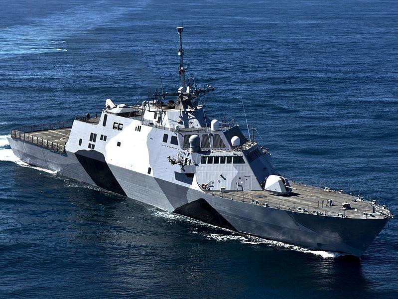 フリーダム (USS Freedom, LCS-1) 【米軍装備】