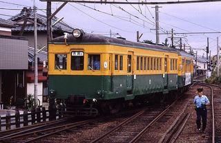 新潟交通クハ45形電車