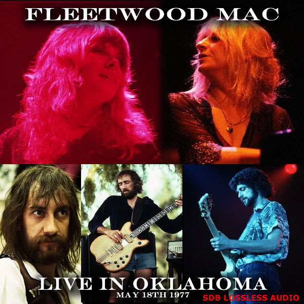 Fleetwood Mac Oklahoma City