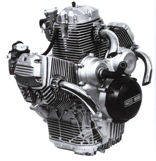エンジン w 型