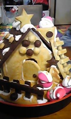 クリスマスケーキ(クッキー)
