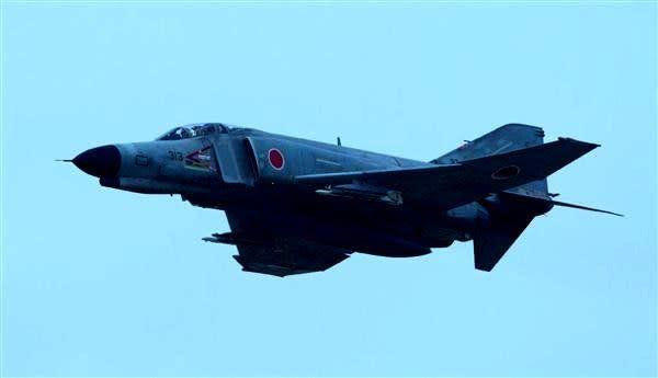 F4J 戦闘機【岩淸水・防衛省装備】