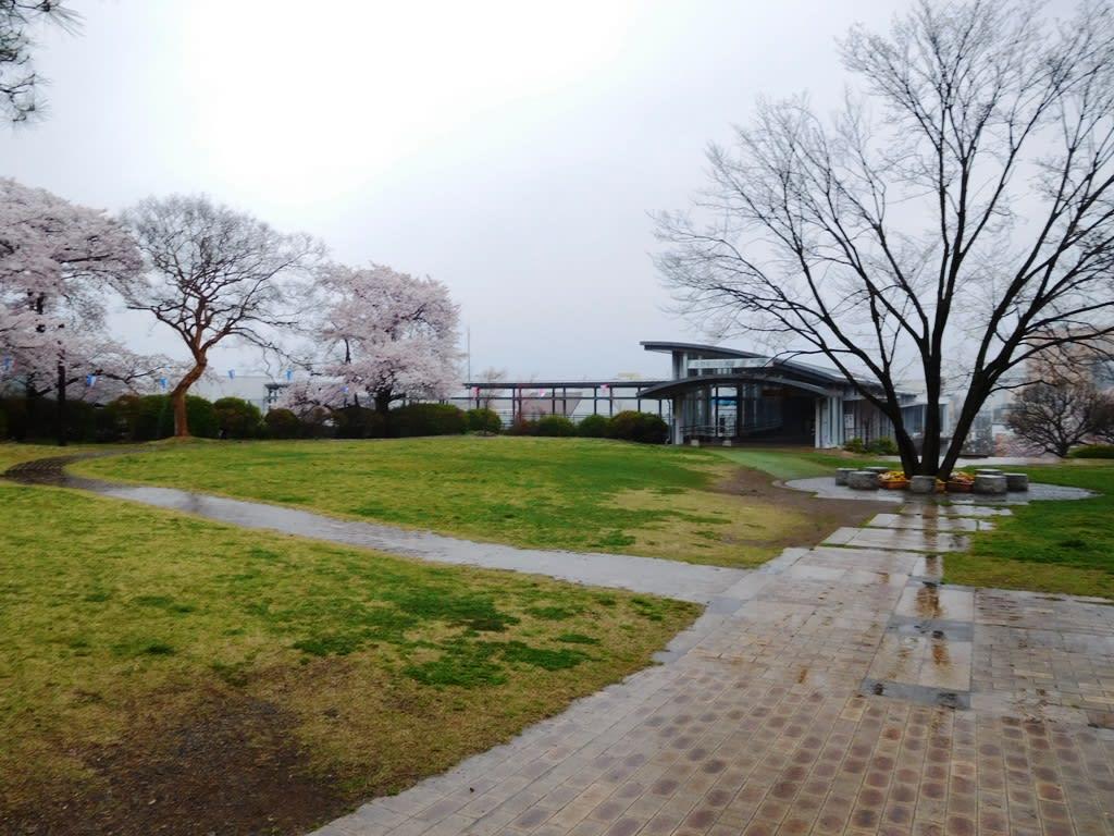 佐野城(栃木県) - むぎの城さんぽ