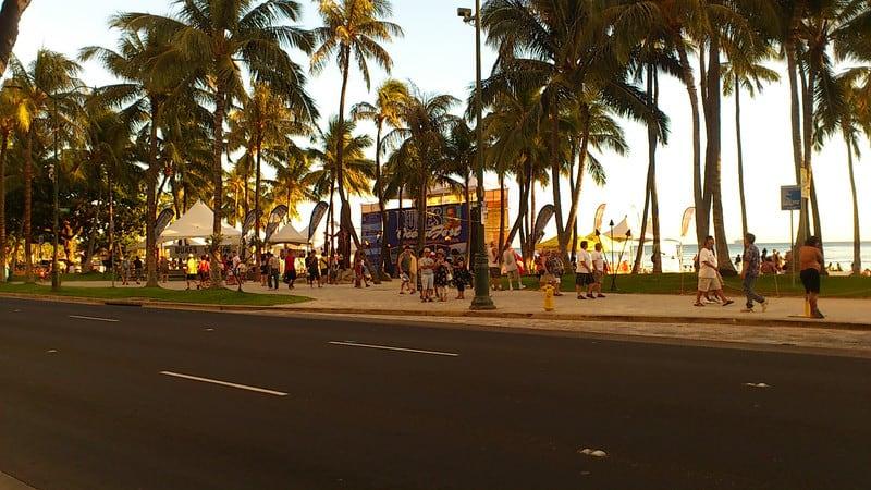 Hawaii ①