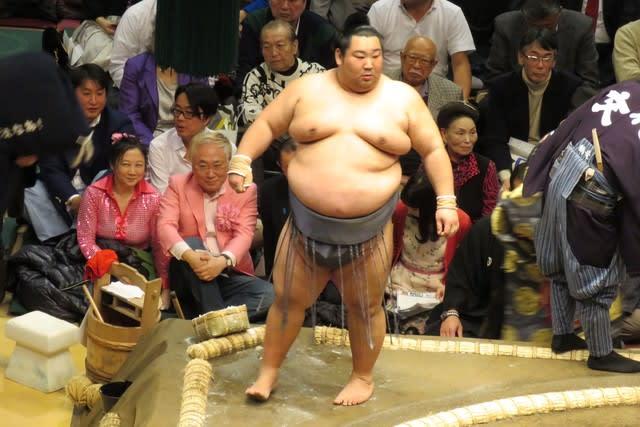 大相撲初場所総括 - Kobby loves 埼玉&レッズ