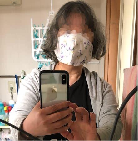 あさ イチ マスク 作り方