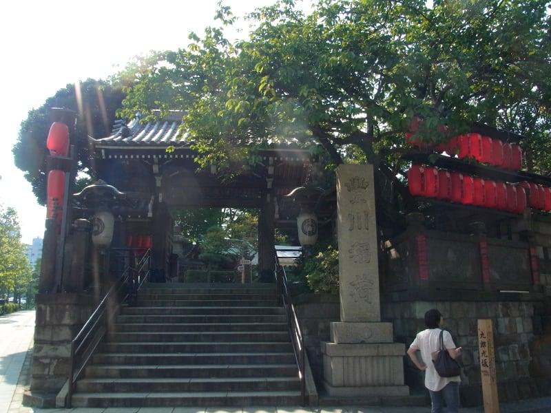 09月23日 豊川稲荷入口