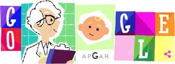 Googleのロゴ..ヴァージニア・...