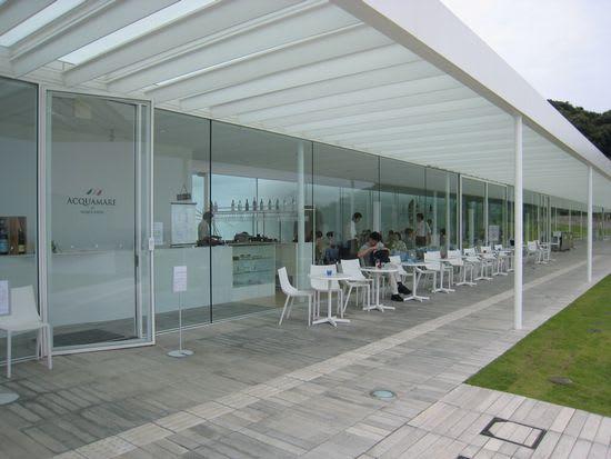 横須賀美術館アクアマーレ