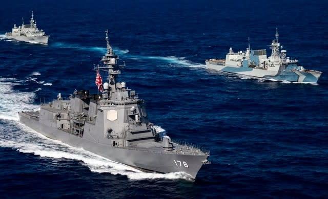 RimofthePacific,米海軍,太平洋合同演習,護衛艦あしがら,リムオブザパシフィック2020,海戦,戦艦,護衛艦,乗り物,乗り物のニュース,乗り物の話題,フリート,グランド,フォーミダブル級フリゲート,海上,